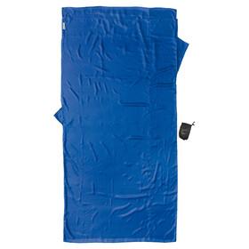 Cocoon TravelSheet - Fundas para sacos - Silk XL azul